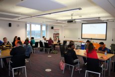 UEA GP Society - Careers Workshop 2015 (18)